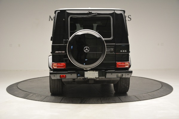 Used 2016 Mercedes-Benz G-Class AMG G 65 for sale Sold at Bugatti of Greenwich in Greenwich CT 06830 6