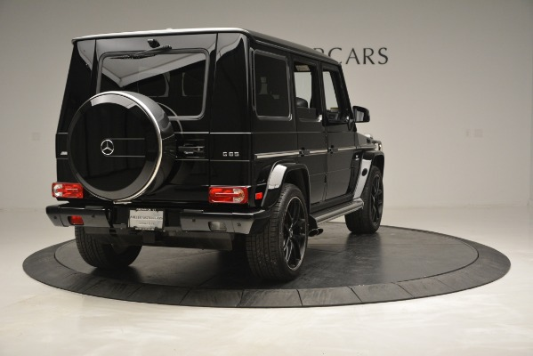 Used 2016 Mercedes-Benz G-Class AMG G 65 for sale Sold at Bugatti of Greenwich in Greenwich CT 06830 7
