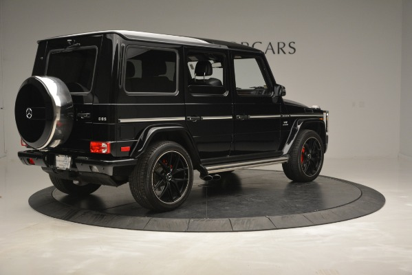 Used 2016 Mercedes-Benz G-Class AMG G 65 for sale Sold at Bugatti of Greenwich in Greenwich CT 06830 8