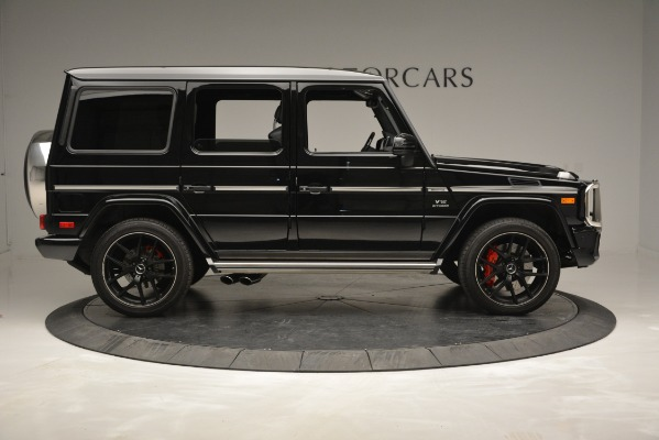 Used 2016 Mercedes-Benz G-Class AMG G 65 for sale Sold at Bugatti of Greenwich in Greenwich CT 06830 9