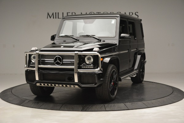 Used 2016 Mercedes-Benz G-Class AMG G 65 for sale Sold at Bugatti of Greenwich in Greenwich CT 06830 1