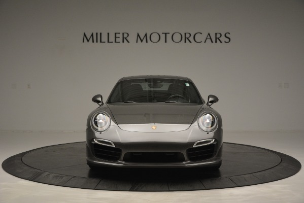 Used 2015 Porsche 911 Turbo S for sale Sold at Bugatti of Greenwich in Greenwich CT 06830 12