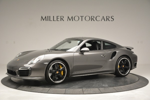 Used 2015 Porsche 911 Turbo S for sale Sold at Bugatti of Greenwich in Greenwich CT 06830 2
