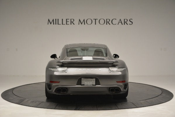 Used 2015 Porsche 911 Turbo S for sale Sold at Bugatti of Greenwich in Greenwich CT 06830 6