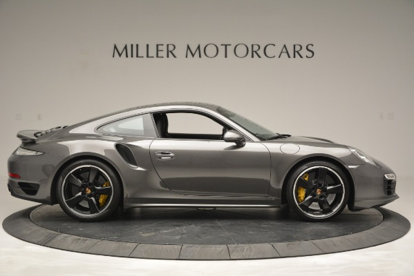Used 2015 Porsche 911 Turbo S for sale Sold at Bugatti of Greenwich in Greenwich CT 06830 9