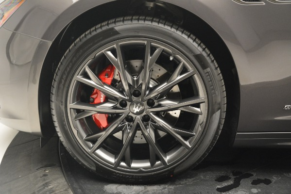 New 2019 Maserati Ghibli S Q4 GranSport for sale Sold at Bugatti of Greenwich in Greenwich CT 06830 26
