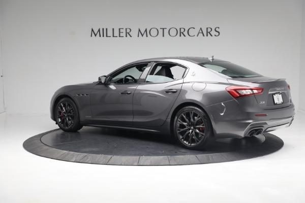 New 2019 Maserati Ghibli S Q4 GranSport for sale Sold at Bugatti of Greenwich in Greenwich CT 06830 4