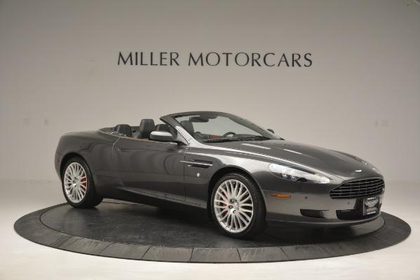 Used 2009 Aston Martin DB9 Convertible for sale Sold at Bugatti of Greenwich in Greenwich CT 06830 10