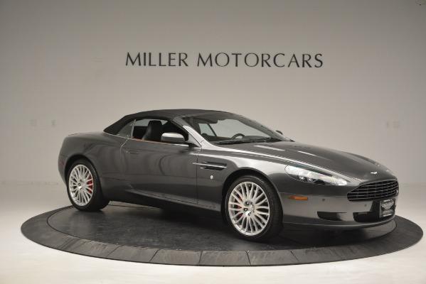 Used 2009 Aston Martin DB9 Convertible for sale Sold at Bugatti of Greenwich in Greenwich CT 06830 14