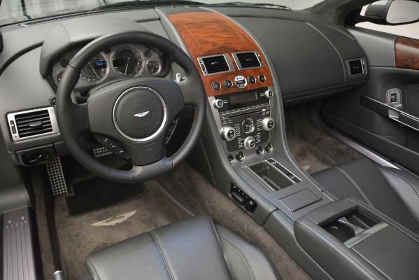 Used 2009 Aston Martin DB9 Convertible for sale Sold at Bugatti of Greenwich in Greenwich CT 06830 21