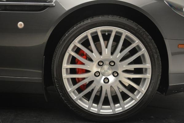 Used 2009 Aston Martin DB9 Convertible for sale Sold at Bugatti of Greenwich in Greenwich CT 06830 28