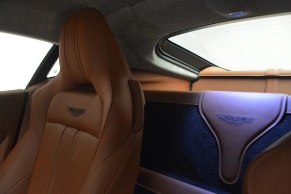 Used 2019 Aston Martin Vantage for sale Sold at Bugatti of Greenwich in Greenwich CT 06830 16