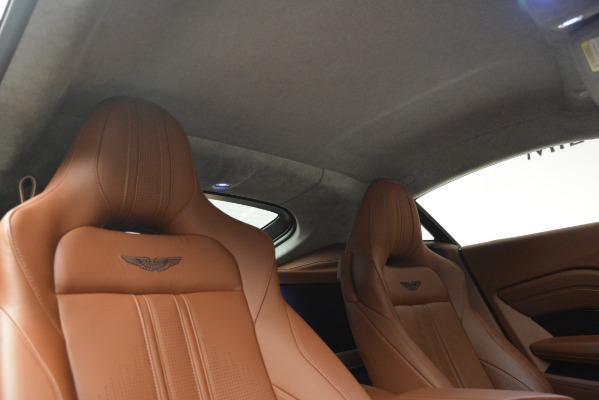 Used 2019 Aston Martin Vantage for sale Sold at Bugatti of Greenwich in Greenwich CT 06830 17