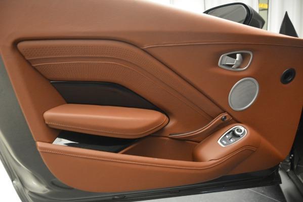Used 2019 Aston Martin Vantage for sale Sold at Bugatti of Greenwich in Greenwich CT 06830 19