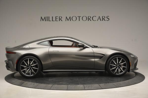 Used 2019 Aston Martin Vantage for sale Sold at Bugatti of Greenwich in Greenwich CT 06830 8