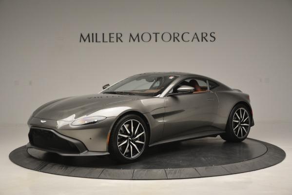 Used 2019 Aston Martin Vantage for sale Sold at Bugatti of Greenwich in Greenwich CT 06830 1