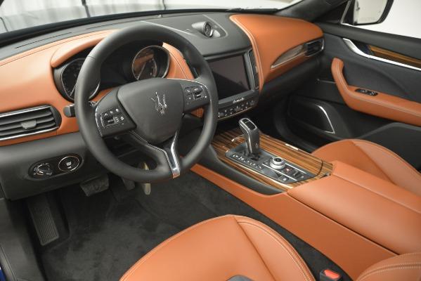 New 2019 Maserati Levante Q4 GranLusso for sale Sold at Bugatti of Greenwich in Greenwich CT 06830 16