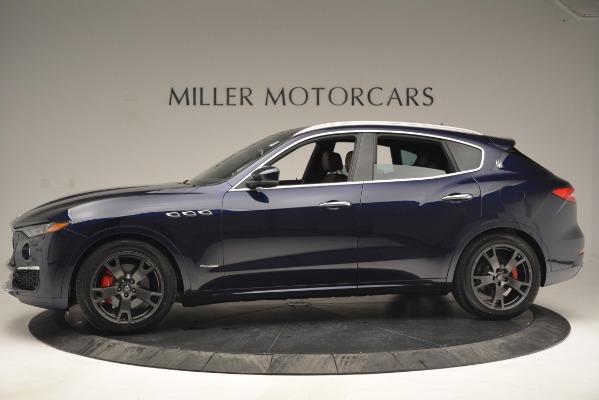 New 2019 Maserati Levante Q4 GranLusso for sale Sold at Bugatti of Greenwich in Greenwich CT 06830 3