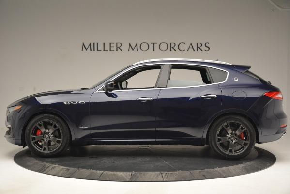 New 2019 Maserati Levante Q4 GranLusso for sale Sold at Bugatti of Greenwich in Greenwich CT 06830 4