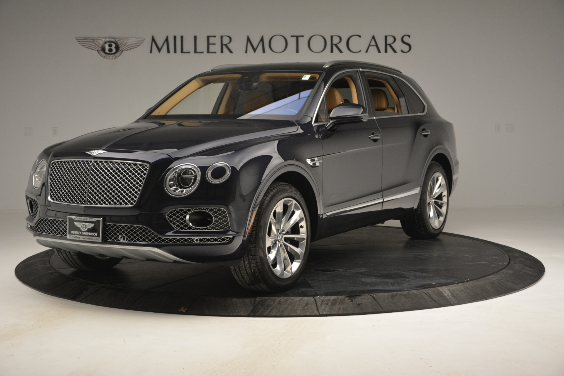 Used 2017 Bentley Bentayga W12 for sale Sold at Bugatti of Greenwich in Greenwich CT 06830 1