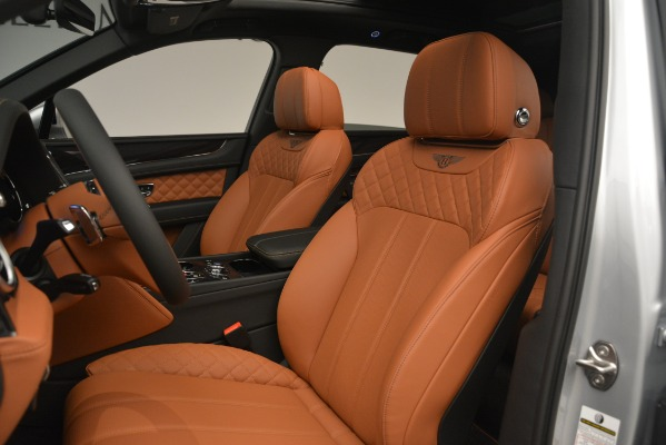 New 2019 Bentley Bentayga V8 for sale Sold at Bugatti of Greenwich in Greenwich CT 06830 20