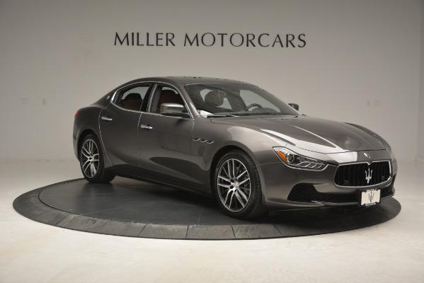 Used 2015 Maserati Ghibli S Q4 for sale Sold at Bugatti of Greenwich in Greenwich CT 06830 12