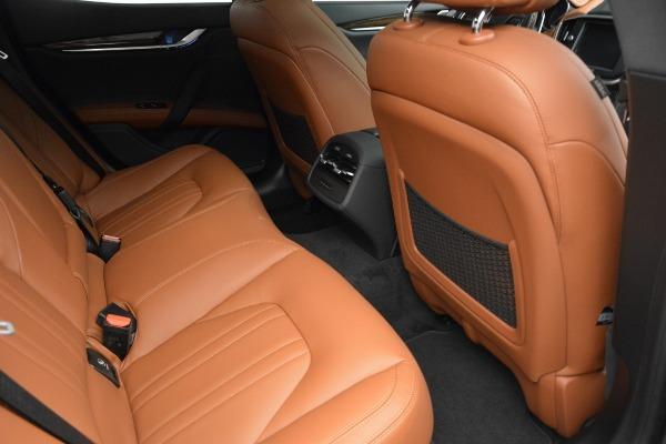 Used 2015 Maserati Ghibli S Q4 for sale Sold at Bugatti of Greenwich in Greenwich CT 06830 18
