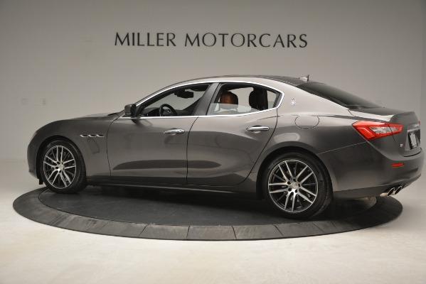 Used 2015 Maserati Ghibli S Q4 for sale Sold at Bugatti of Greenwich in Greenwich CT 06830 4