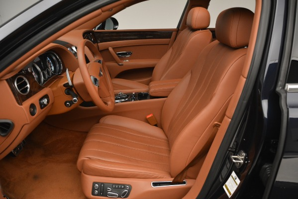 Used 2016 Bentley Flying Spur W12 for sale Sold at Bugatti of Greenwich in Greenwich CT 06830 16