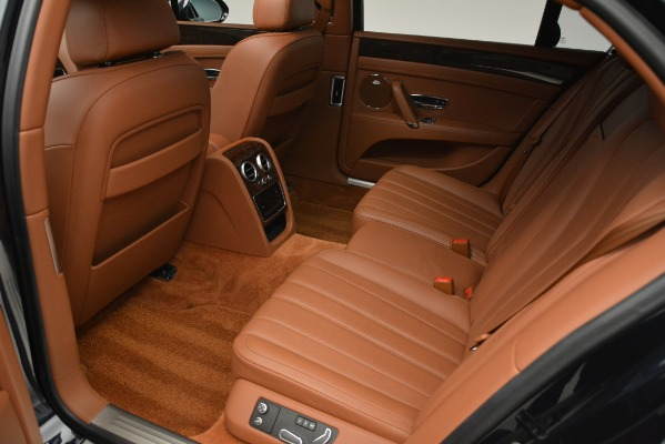 Used 2016 Bentley Flying Spur W12 for sale Sold at Bugatti of Greenwich in Greenwich CT 06830 23