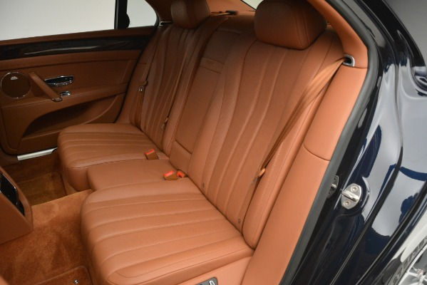 Used 2016 Bentley Flying Spur W12 for sale Sold at Bugatti of Greenwich in Greenwich CT 06830 24
