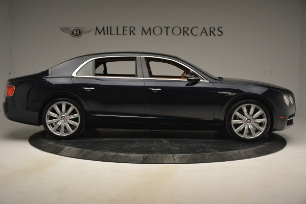 Used 2016 Bentley Flying Spur W12 for sale Sold at Bugatti of Greenwich in Greenwich CT 06830 9