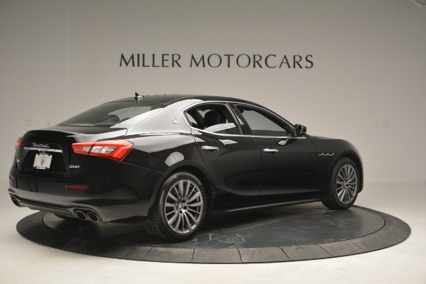 Used 2018 Maserati Ghibli S Q4 for sale Sold at Bugatti of Greenwich in Greenwich CT 06830 10