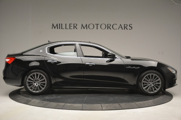 Used 2018 Maserati Ghibli S Q4 for sale Sold at Bugatti of Greenwich in Greenwich CT 06830 12