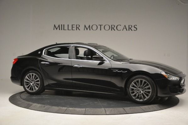 Used 2018 Maserati Ghibli S Q4 for sale Sold at Bugatti of Greenwich in Greenwich CT 06830 13