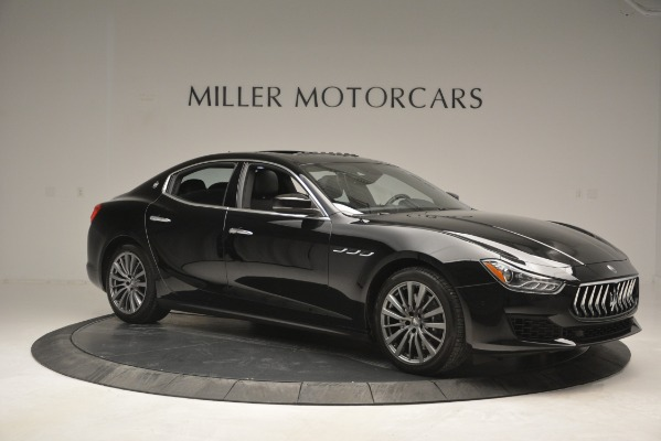 Used 2018 Maserati Ghibli S Q4 for sale Sold at Bugatti of Greenwich in Greenwich CT 06830 14
