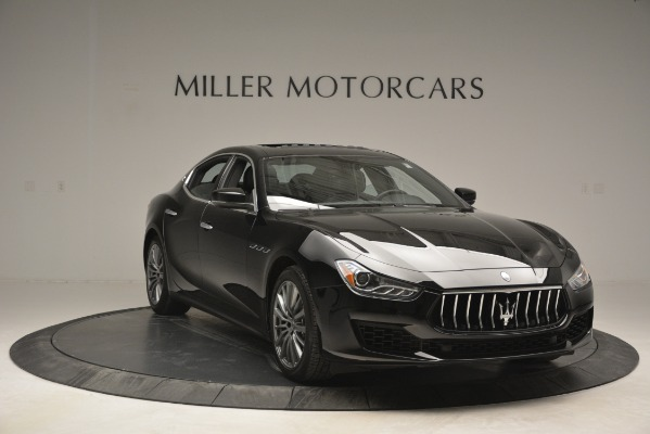 Used 2018 Maserati Ghibli S Q4 for sale Sold at Bugatti of Greenwich in Greenwich CT 06830 15