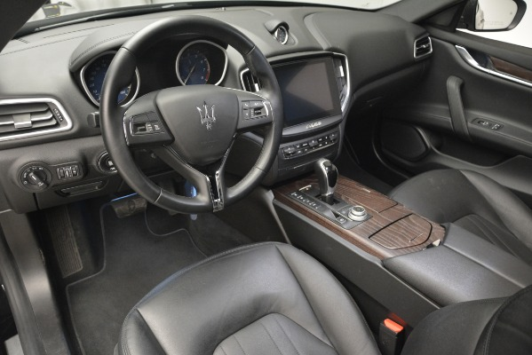 Used 2018 Maserati Ghibli S Q4 for sale Sold at Bugatti of Greenwich in Greenwich CT 06830 18
