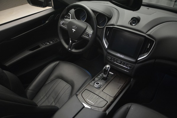Used 2018 Maserati Ghibli S Q4 for sale Sold at Bugatti of Greenwich in Greenwich CT 06830 19