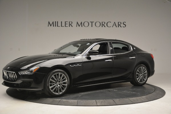 Used 2018 Maserati Ghibli S Q4 for sale Sold at Bugatti of Greenwich in Greenwich CT 06830 2
