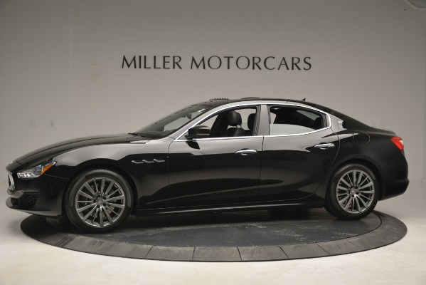 Used 2018 Maserati Ghibli S Q4 for sale Sold at Bugatti of Greenwich in Greenwich CT 06830 3