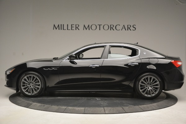Used 2018 Maserati Ghibli S Q4 for sale Sold at Bugatti of Greenwich in Greenwich CT 06830 4