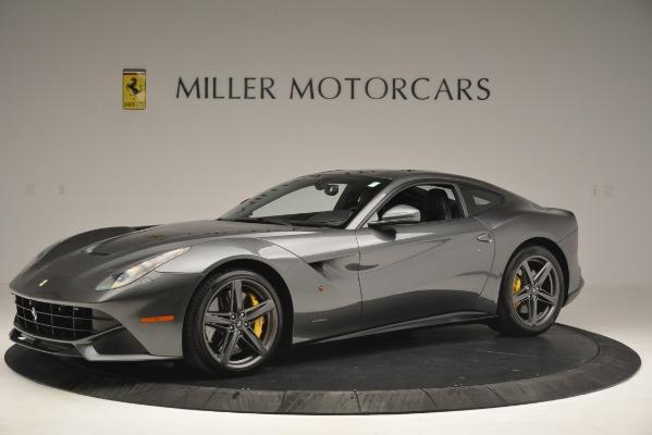 Used 2016 Ferrari F12 Berlinetta for sale Sold at Bugatti of Greenwich in Greenwich CT 06830 2