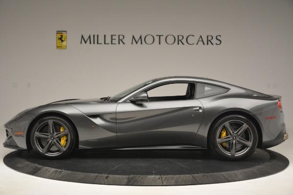 Used 2016 Ferrari F12 Berlinetta for sale Sold at Bugatti of Greenwich in Greenwich CT 06830 3