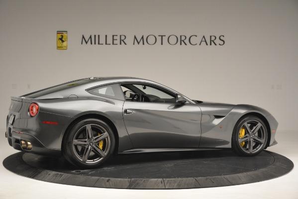 Used 2016 Ferrari F12 Berlinetta for sale Sold at Bugatti of Greenwich in Greenwich CT 06830 8