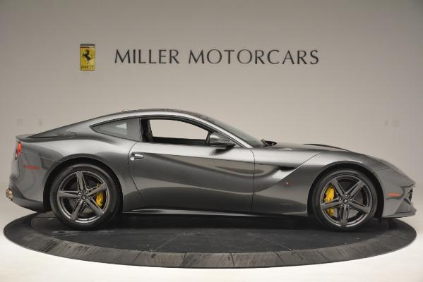 Used 2016 Ferrari F12 Berlinetta for sale Sold at Bugatti of Greenwich in Greenwich CT 06830 9