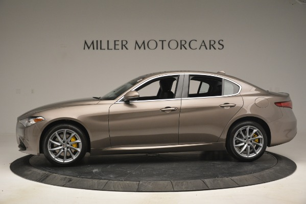 New 2019 Alfa Romeo Giulia Q4 for sale Sold at Bugatti of Greenwich in Greenwich CT 06830 3