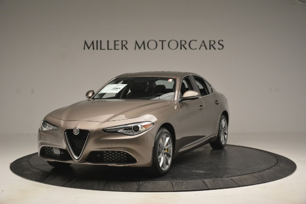 New 2019 Alfa Romeo Giulia Q4 for sale Sold at Bugatti of Greenwich in Greenwich CT 06830 1