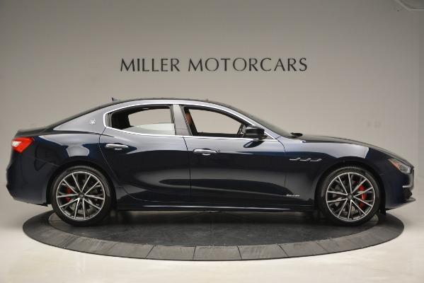 New 2019 Maserati Ghibli S Q4 GranSport for sale Sold at Bugatti of Greenwich in Greenwich CT 06830 13
