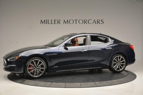 New 2019 Maserati Ghibli S Q4 GranSport for sale Sold at Bugatti of Greenwich in Greenwich CT 06830 3